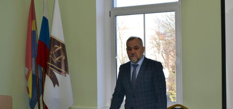 Заседание Совета Облпотребсоюза 22 февраля 2019 года