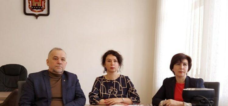 Заседание Клуба школьных директоров