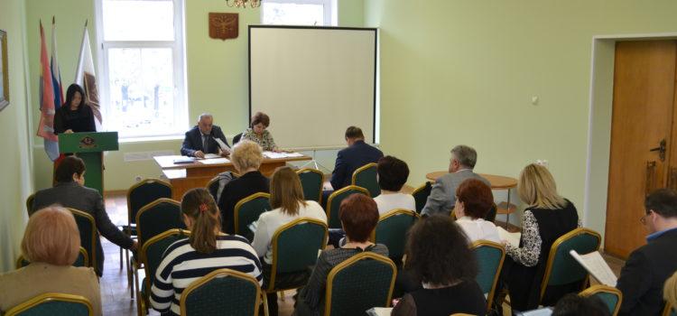 Итоговое собрание отчетного периода