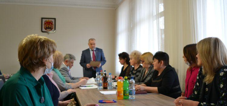 Заседание Совета Калининградского Облпотребсоюза